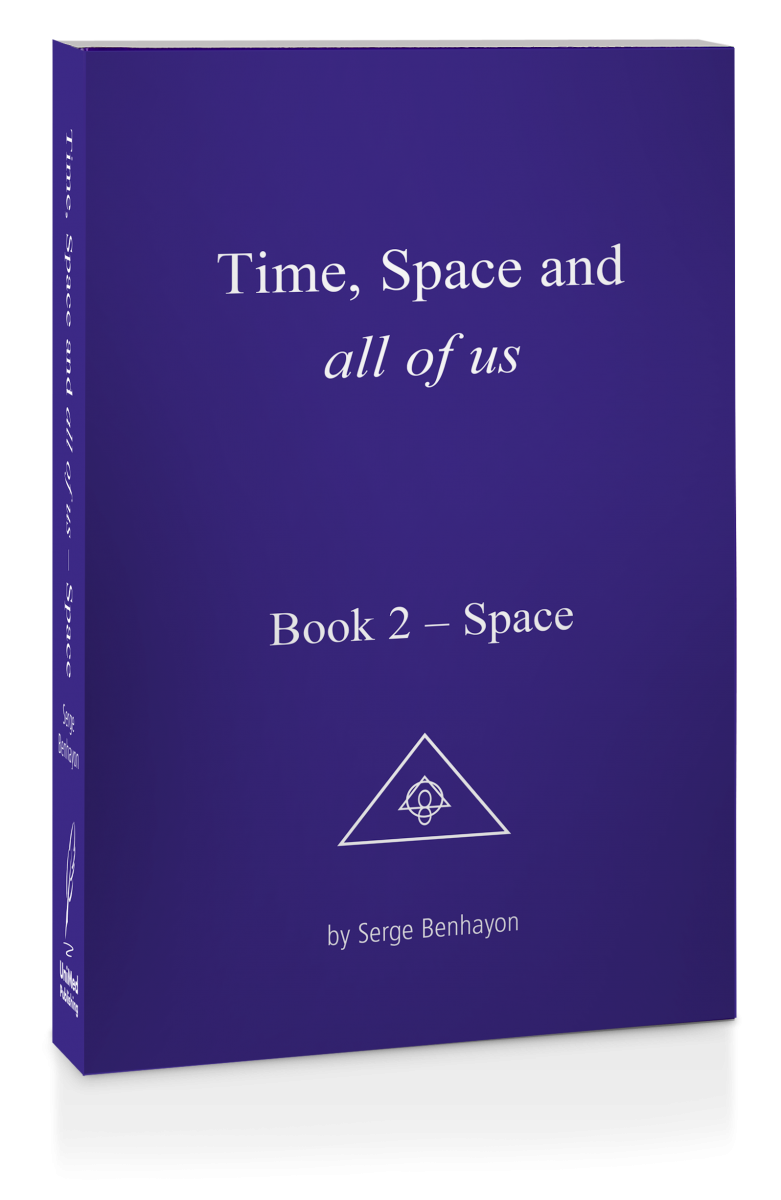 Space, the second volume in the trilogy 'Time, Space and all of us'  by Serge Benhayon