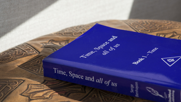 Time, Space and all of us – Book 1 Time